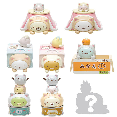 Sumikko Gurashi Cat Mascot Blind Box
