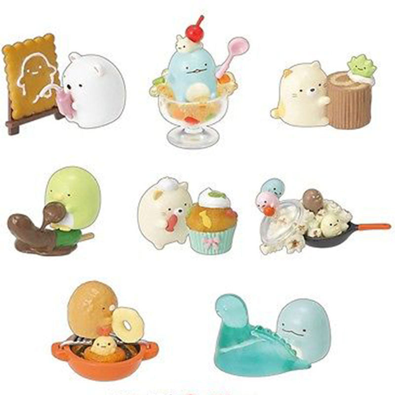 Sumikko Gurashi Homemade Sweets Re-ment Blind Box