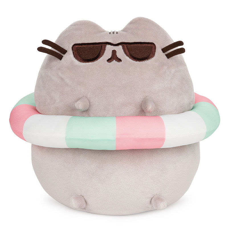 Pusheen Summer Inner Tube Plush