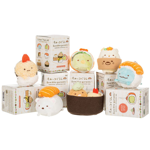 Sumikko Gurashi Plush Sushi Blind Box