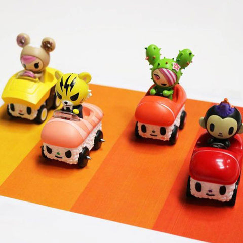 tokidoki Sushi Car Blindbox