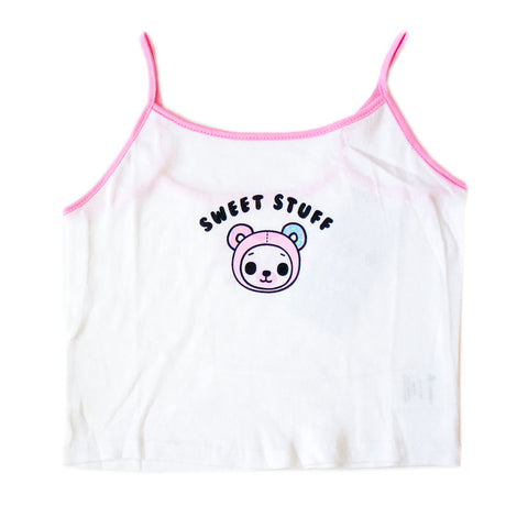 Sweet Stuff Crop Tank