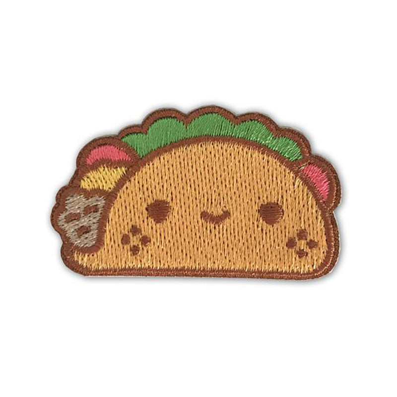 Taco Sticker Patch