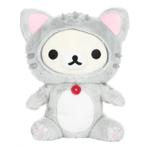 Korilakkuma Sitting Tiger Plush