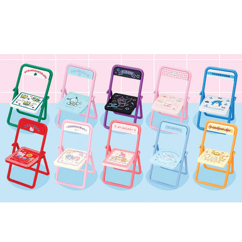 Sanrio Mini Folding Chairs