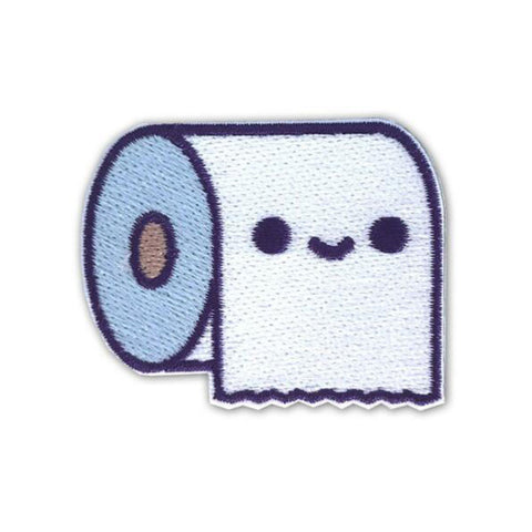 100% Soft Toilet Paper Patch