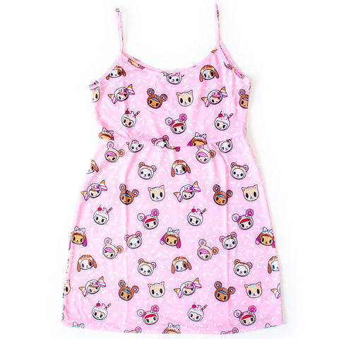 Sprinkled Sublimation Dress
