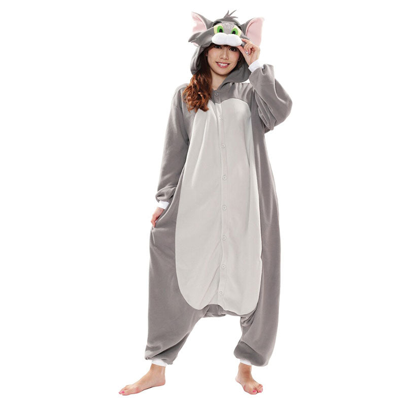 Tom & Jerry Tom Kigurumi