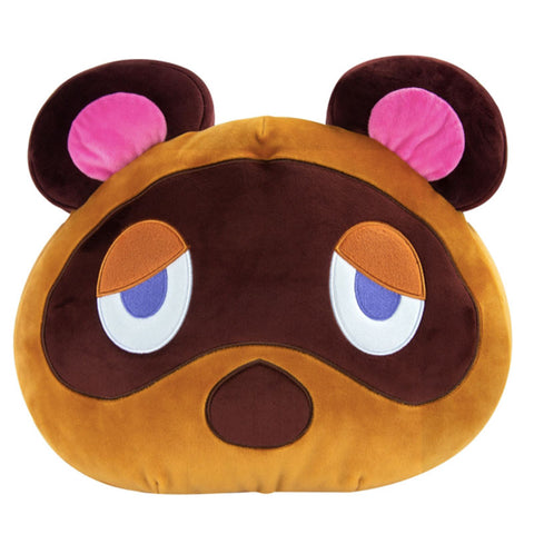Tom Nook Large Face Mochi Cushion