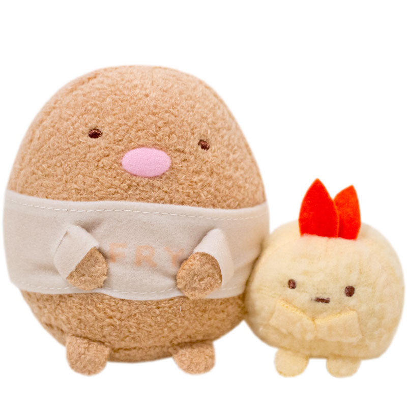 Tonkatsu T-Shirt Small Plush