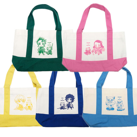 Demon Slayer x Rascal Small Tote Bag