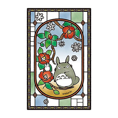 Totoro Mini Art Crystal Jigsaw Puzzle