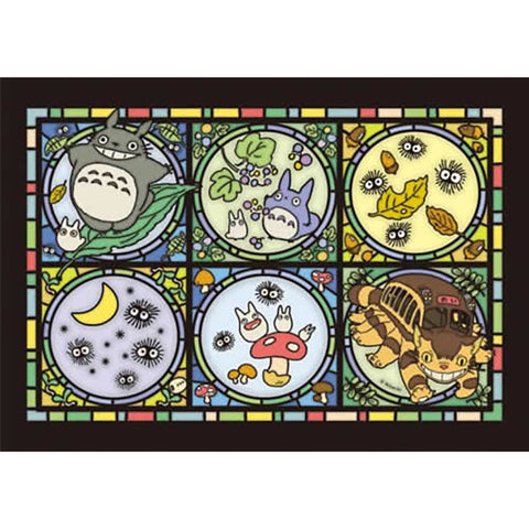 Totoro Art Crystal Puzzle