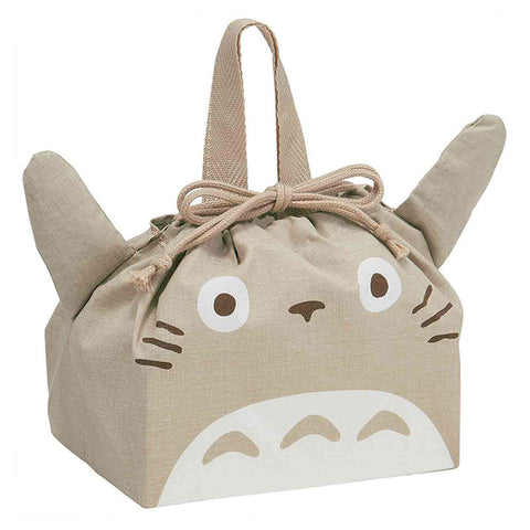 Totoro Ears Diecut Bento Lunch Bag