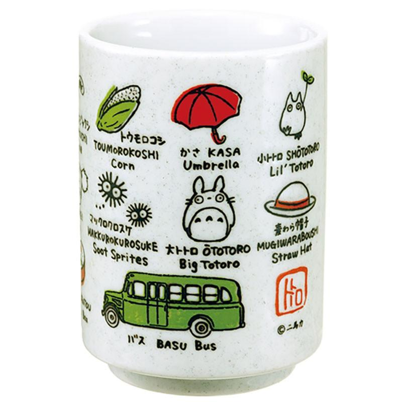 Totoro and Friends Tea Mug