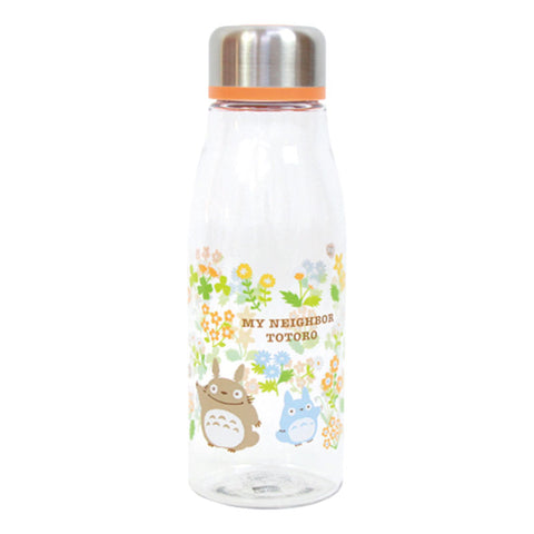 Totoro Stylish Flowers Infuser Bottle