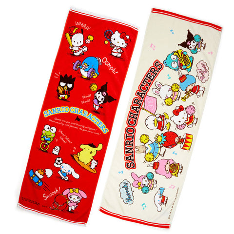 Sanrio Characters Sports Towel