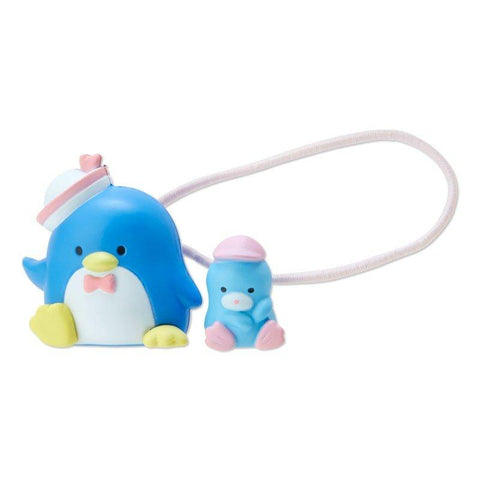 Tuxedo Sam Friendship Ponytail Holder
