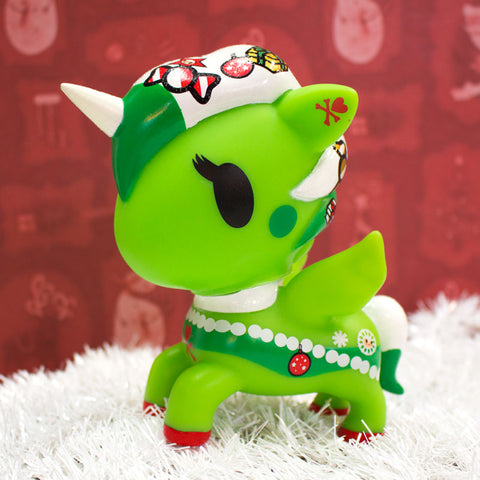 tokidoki 2018 Holiday Unicorno Collectible Figure