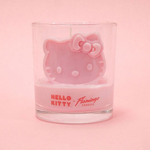 Hello Kitty x Flamingo Watermelon 3D Candle