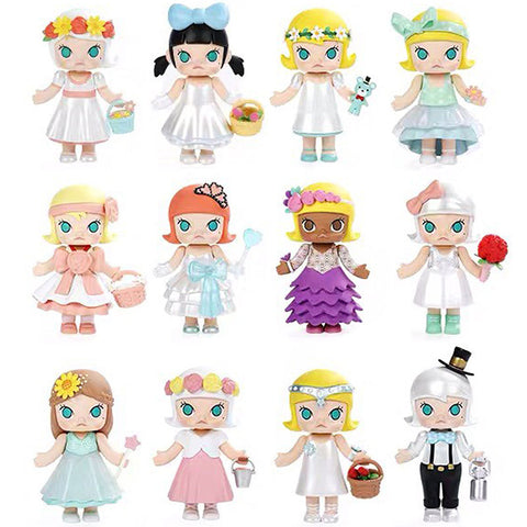 Molly Wedding Flower Girl Blind Box