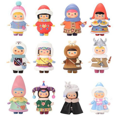 Pucky Winter Babies Blind Box