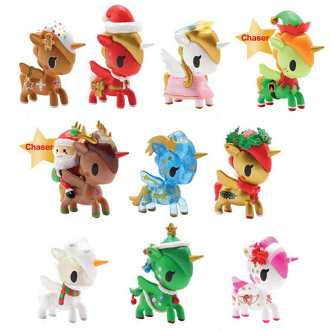 Holiday Unicorno Series 1 Blind Box