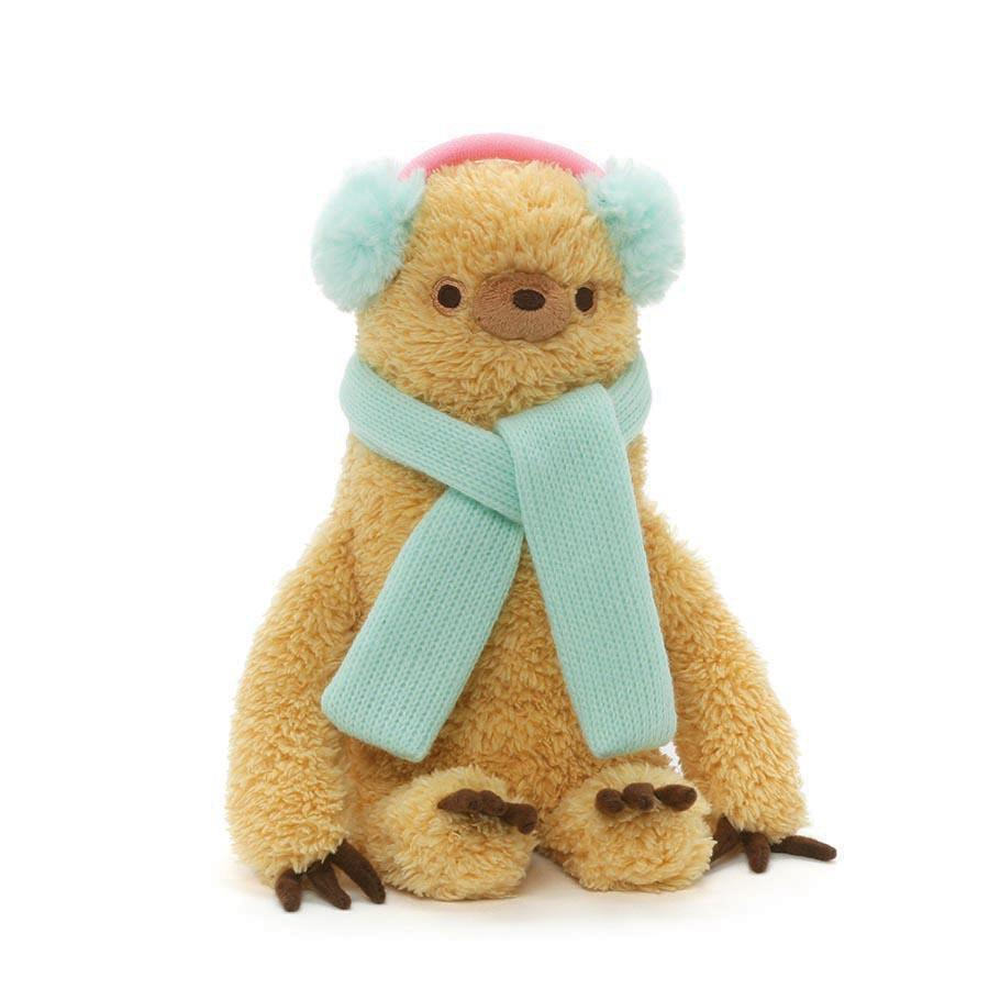 "Winter Sloth 8"" Plush"