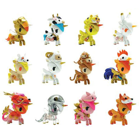 Unicorno Lunar Calendar Blind Box