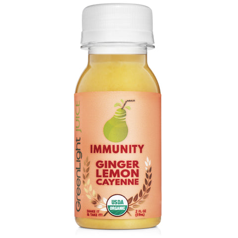 Organic Ginger Shot | Cold Pressed | Immunity Booster
