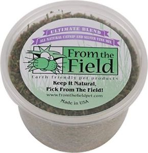 From The Field Catnip & Hemp Products