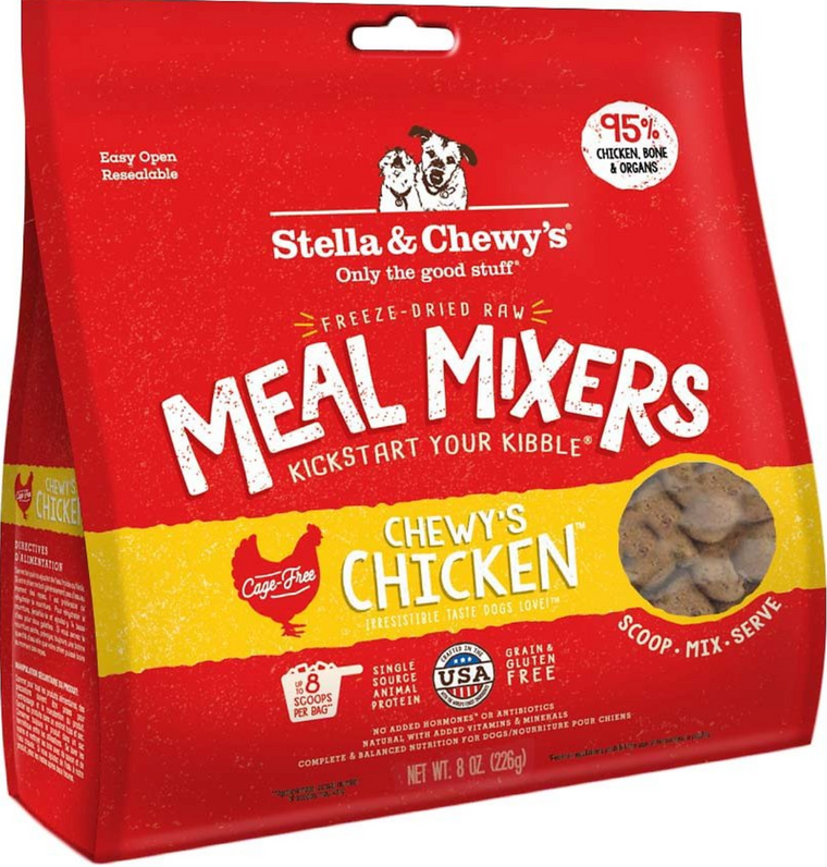 S&C Dog Meal Mixers