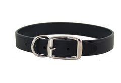 Leather Town Collar