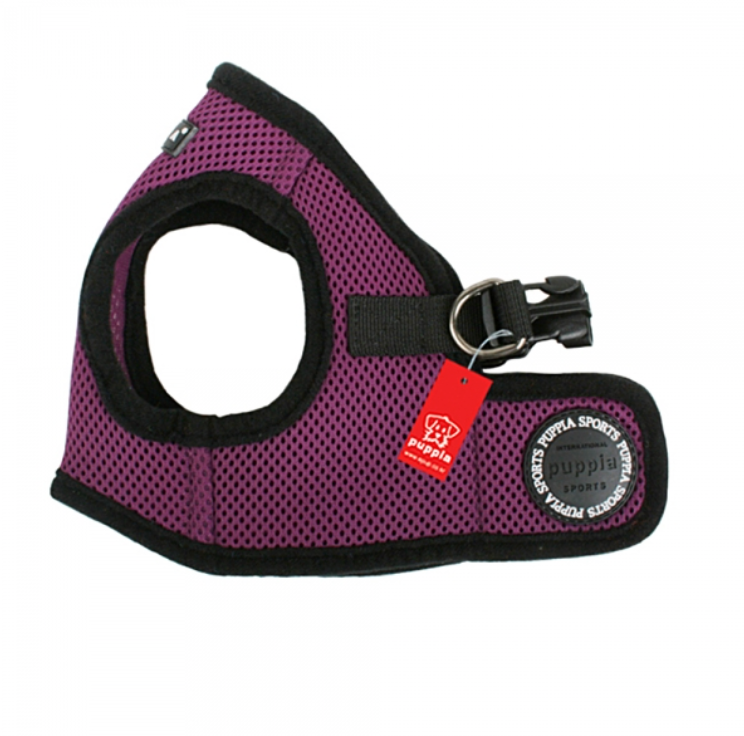 Puppia Step In Mesh Harness