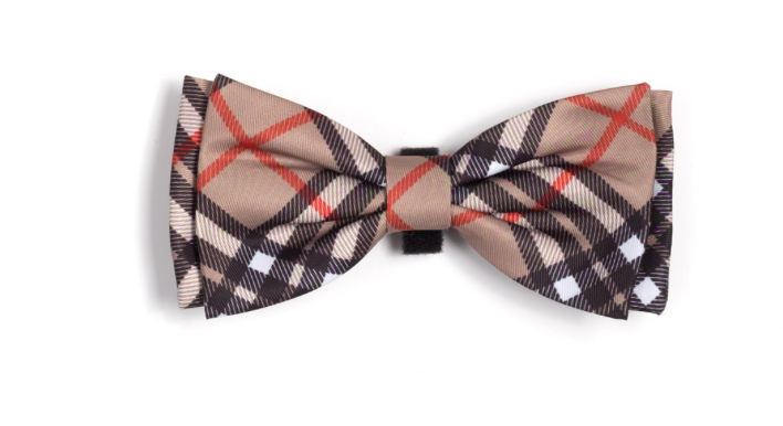 The Worthy Dog Bow Tie