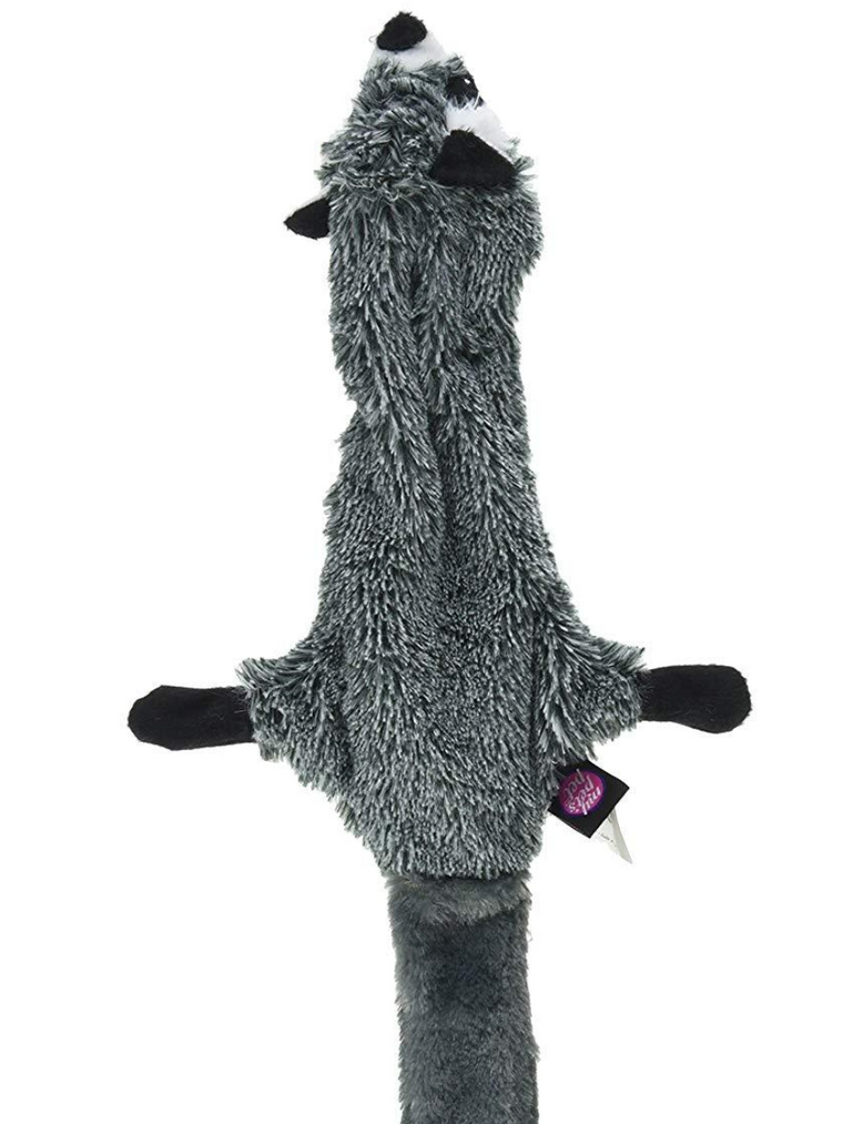 PetR RoadRageous No Stuffing Plush Toy