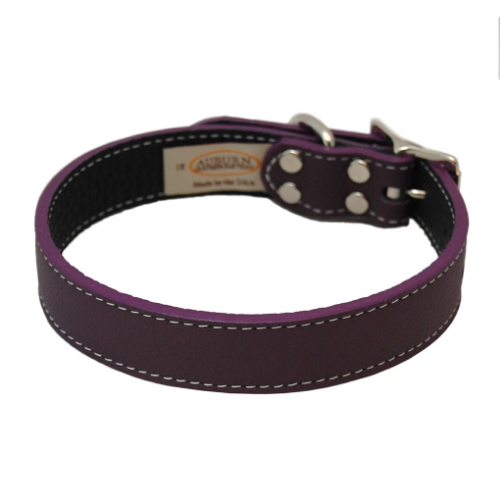 Leather Tuscany Collar