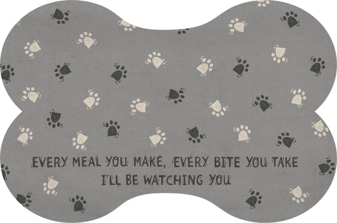 Pet Mat: Ever Meal You Make, Every Bite You Take