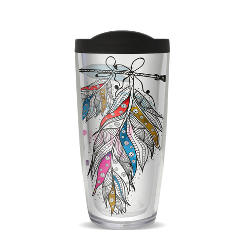 Insulated Tumbler- Follow Your Arrow