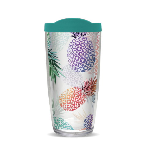 Insulated Tumbler- Pineapple