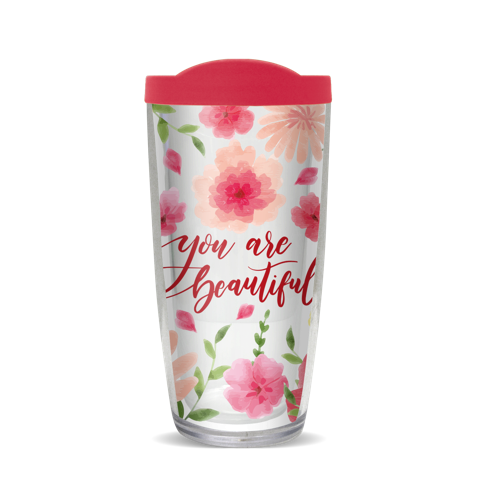 Insulated Tumbler- You are Beautiful