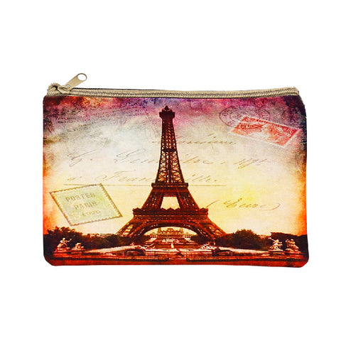 Coin Pouch Paris