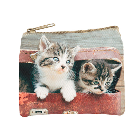 Coin Pouch Kitty