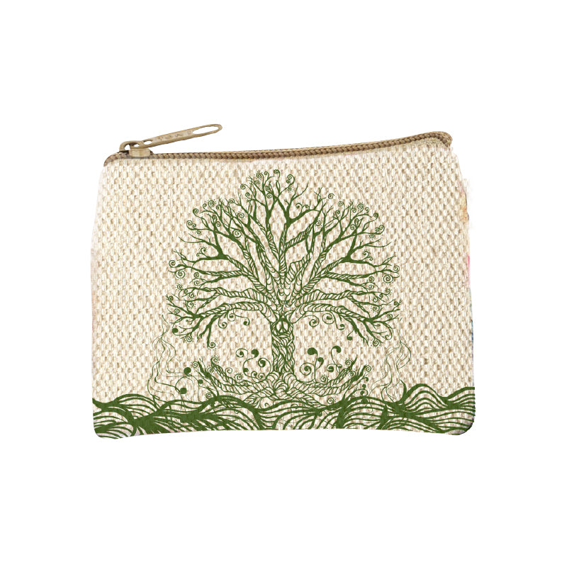 Coin Pouch Tree