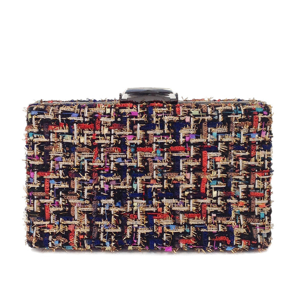 Tweed Hardcase Clutch