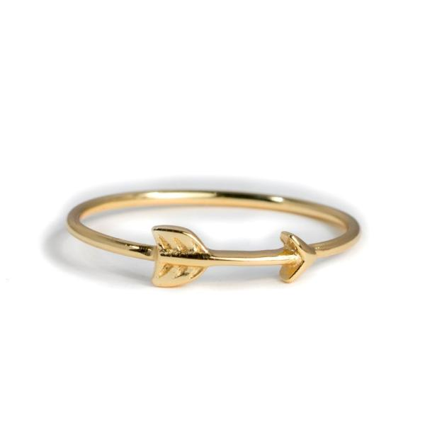 Follow Your Arrow Ring