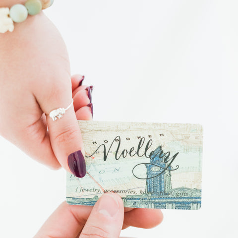 Noellery Physical Gift Card