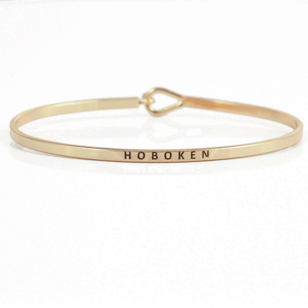 Mantra Bangle 'Hoboken'
