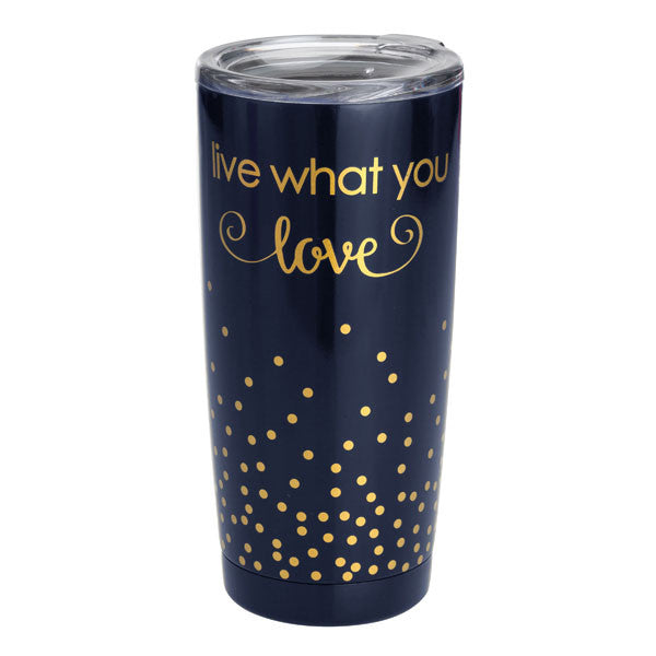 Insulated Tumbler- Live What You Love