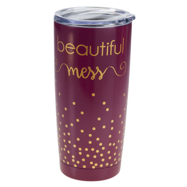 Insulated Tumbler- Beautiful Mess